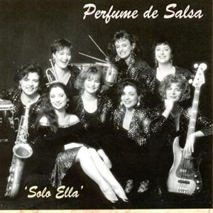 Perfume de salsa - Solo Ella(1993)